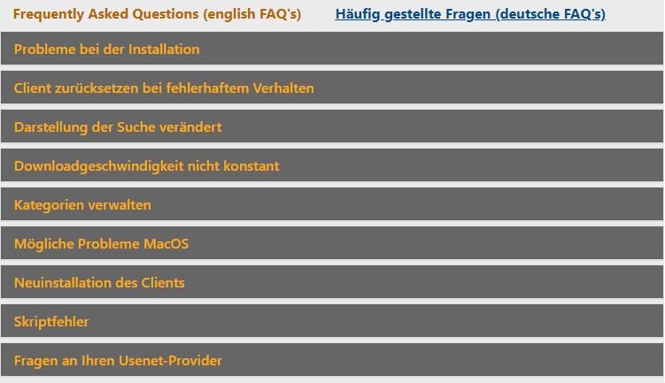 Tangysoft - TAQ auf Deutsch